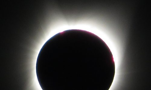 Experiencing the Total Solar Eclipse: Aug. 21, 2017