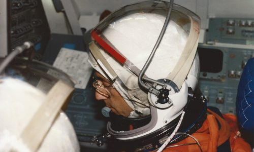 Training for STS-59, Space Radar Lab 1, Endeavour, 1994