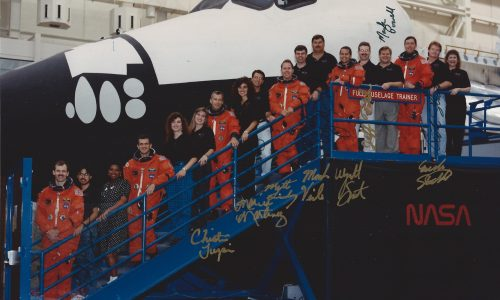 Training for STS-68, Space Radar Lab 2 (Flown Sept. 30- Oct. 11, 1994)