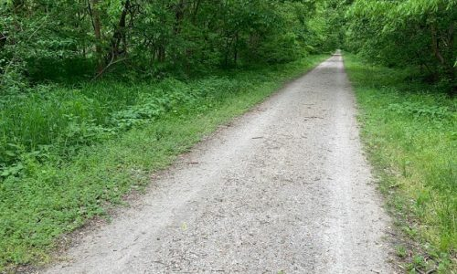 Biking Missouri's Katy Trail