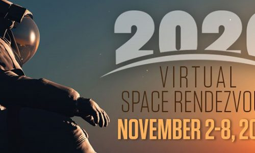 Join Space Rendezvous Online with the Astronaut Scholarship Foundation: Nov. 2-8, 2020.